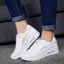 Women's Fashion Athletics Breathable Casual Lace Up Running Sport Shoes Size#203