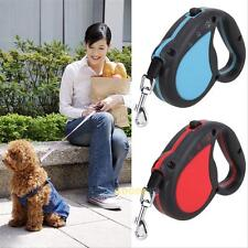 New 3M 10ft Automatic Retractable Pet Dog Cat Traction Rope Walking Lead Leash
