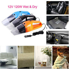 12V 120W Portable Handheld Vehicle Auto Car Vacuum Cleaner Wet Dry Dust Removal