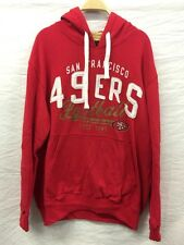 San Francisco 49ers Mens Pullover NFL Jersey Hoodie