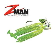 Zman Chatter Frog Bait 3/8 oz Chatterbait - Choose Your Color - NEW!