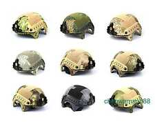 AIRSOFT US ARMY SEAL IBH AIRSOFT SEAL NIGHT VISION MOUNT SEAL INTEGRATED HELMET