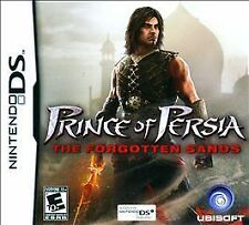 Prince of Persia: The Forgotten Sands (Nintendo DS, 2010) Factory Sealed NEW