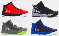 UNDER ARMOUR JET MID GRT BOYS' GRADE SCHOOL basketball shoes lifestyle