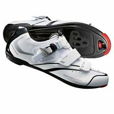 SHIMANO SH-R088 ROAD CYCLING BIKE SHOES WHITE