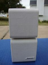 Absolute Beautiful Bose cube Speaker for Acoustimass / Lifestyle - White