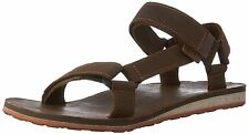 Teva Men's Original Universal Premium Sandal Dark Earth Leather 1006315-DKEA