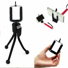 Universal Mini Tripod Stand Cell Phone Mount For iPhone Phone Digital Camera Hot