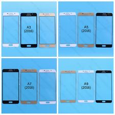 Front Outer Lens Glass Touch Screen For Samsung Galaxy Phone A J Series (2016)
