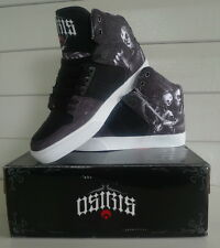 "Osiris Shoes ""Huit Haunted"" NYC 83  VLC -  Lifestyle High Top Skate"