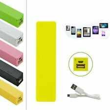 2600mAh External Backup Battery Charger Portable Power Bank For iPhone6 5S