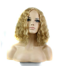 "Fashion Wigs Women 12"" Short Medium Curly Hair Natural Party Sexy Full wigs"