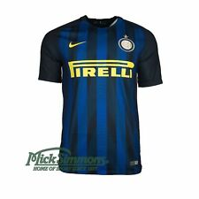 NEW Inter Milan FC 2016/17 Men's Home Football Jersey by Nike