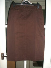 NEW MAGI_FIT LADIES SOFT CANVAS SKIRT SIZES 12 & 16 VARIOUS LENGTHS