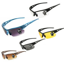 Cycling Riding Running Outdoor Sports UV Protective Goggles Glasses Sunglasses