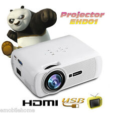 Excelvan mini portable Multimedia LCD LED Projector 800x480 Home theater cinema