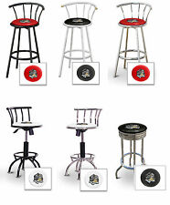 FC149 MOVIE REEL FILM TICKETS HOME THEATER THEME SWIVEL SEAT CUSHION BAR STOOLS