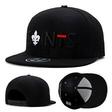Fashion Men Women Snapback Adjustable Baseball Sports Cap Hip hop Hat Black New