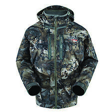 Sitka Hudson Insulated Jacket Optifade Timber Medium|50058-TM-M