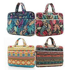"""Laptop Tote Case Carrying Sleeve Cover Canvas Notebook Handle Bag Pouch 12""""~ 15"""""""