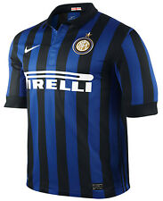NIKE INTER MILAN HOME JERSEY 2011/12 CALCIO ITALY FOOTBALL.