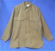 Original WWII US Army M-1933 Wool Uniform Shirt