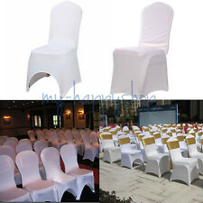 Adjustable Stretch Spandex Lycra Chair Covers Party Wedding Banquet Hotel Decor