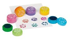 Bulk Lot -Self-inking Animal Stamps Kids Birthday Party Favours Treat Loot Bags
