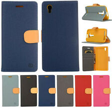 Hot Fashion Wallet Stand Flip PU Leather Cover Case For  Lenovo Phones