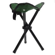 Outdoor Foldable Small Camping Fishing Travel Tripod Folding Seat Stool Chair