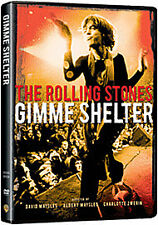 THE ROLLING STONES - GIMME SHELTER - NEW / SEALED DVD - UK STOCK