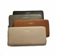 Liebeskind Berlin Sally D Vintage Leather Zip Around Wallet choose your color