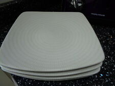 MARKS AND SPENCER RICE SALAD PLATES X 4