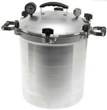 All American All-American 30-Quart Pressure Cooker/Canner