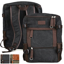 14 inch Laptop Tech Backpack Book Bag with Isolated Notebook Sleeve NBGNY-2