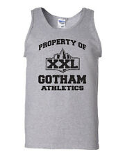 Property of Gotham Athletics Workout Training  Men's Tank Top 1247