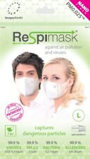 NEW Face Mask protects from Viruses Dust Mould Allergens Flu Cold Pollen Smog