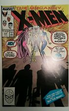 The Uncanny X-Men #244 (May 1989, Marvel)