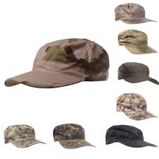 Cotton Military Cap Tactical Sun Hat Sunbonnet for Climbing Fishing Hunting Golf