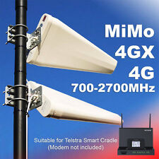 11dBi MiMo 3G 4G 4GX Antenna Suitable For Telstra Netgear Smart Cradle 782S 785S