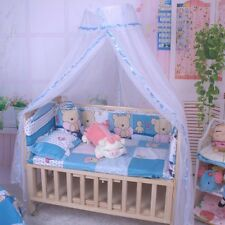 Baby Mosquito Net Toddler Bed Crib Canopy Netting Mosquito Soft Breathable