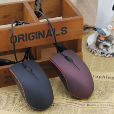 New USB Mini 3D Wired Optical Mouse Mice for PC Laptop Notebook Computer Popular