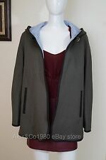 NWT_ZARA Cape with striped interior coat jacket_Size M_Blogger's fave