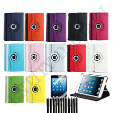 Smart Leather 360 Degree Rotating Smart Stand Case Cover iPad Air II - 2nd Gen