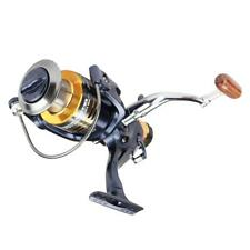 11BB Double Drag Front Rear Drag Spinning Fishing Reels 5.1:1 Gear High Speed