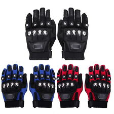 Outdoor Pro-biker Full Finger Motorcycle Riding Racing Cycling Sport Gloves L/XL