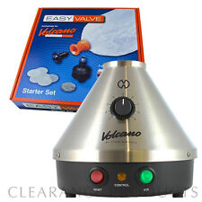 Volcano Classic w/ Easy or Solid Valve Kit + FREE Grinder and FREE Tightvac
