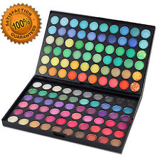 120 Cosmetic Long Lasting Eyeshadow Eye Shadow Makeup Make Up Palette Kit Set