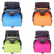 2016 Multifunctional Mummy Bag Travel Booster Seat Diaper Bag Backpack for Baby