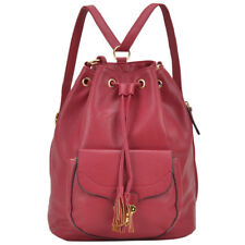 New Drawstring Leather Lady Backpack Hobo Shoulder Bag Handbag Purse Collections